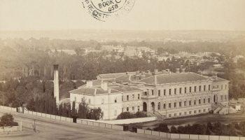 Education Office Melbourne 1872